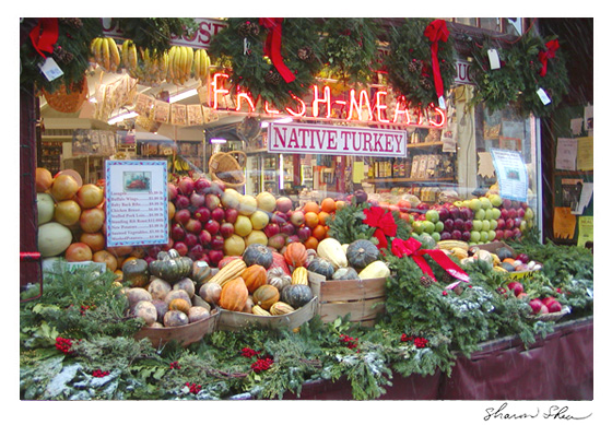 Beacon Hill Market Boston, MA CCNESS 1044