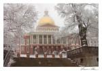 Holiday State House Beacon Hill Boston, MA CCNE 1006