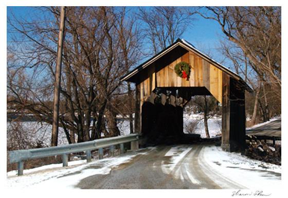 Covered Bridge SDSS 1201