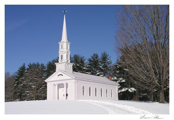 Martha-Mary Chapel Sudbury, MA CCNESS 1071