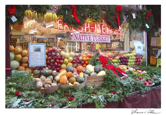 Thanksgiving Market TGSS 1063